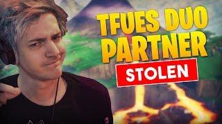 Ninja Steals Tfue's Duo Partner?!