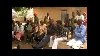 Visite du President de l'UDRP a Oroyakore 19 Sep 2012