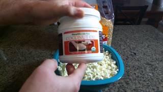 Best Microwave Popcorn Maker, Best Popcorn and Best Oil for Delicious Popcorn!