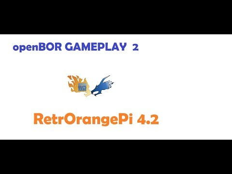 Using a controller on OpenBOR (Open Beats of Rage) Retropie - How to