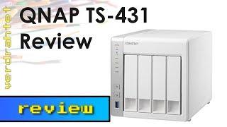 QNAP TS-431 NAS Review