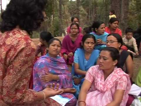 Women Vote for a New Nepal