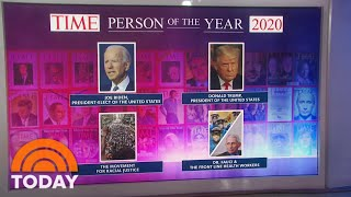 TIME Magazine Person Of The Year Shortlist Revealed Exclusively On TODAY   TODAY
