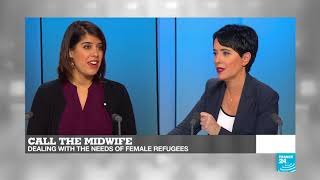 Call the midwife: Saving the lives of women refugees