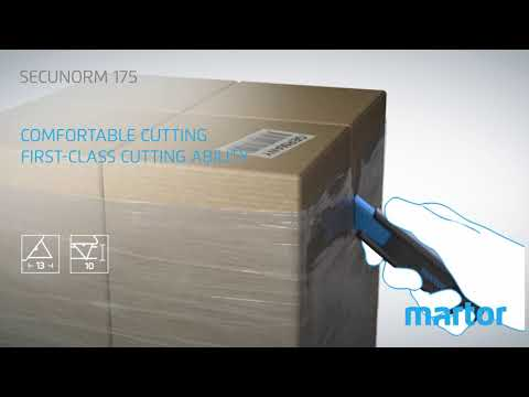 Martor SECUNORM 175 Safety Knife Product Information