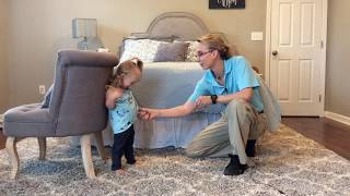 #103 Taking Your First Steps (or not): Exercises for a Baby with Low Tone