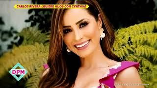 ¿Carlos Rivera quiere tener hijos con Cynthia? | De Primera Mano
