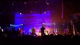 Killswitch Engage - Just Barely Breathing (live)