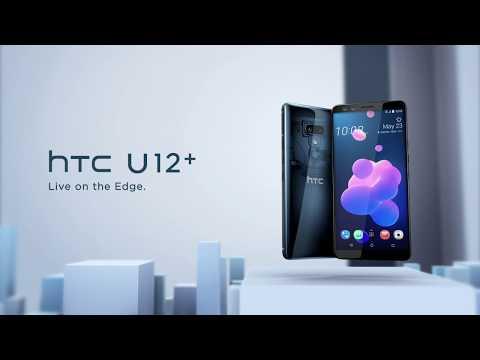 Смартфон HTC U12+ 6Gb/64Gb Черный