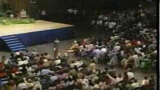 James Randi Exposes A Faith Healer