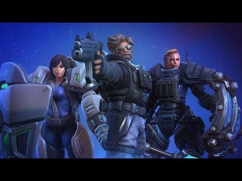New Enforcer Skins, Mount Previewed + PTR Updates for Medivh & Sonya