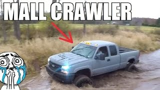 Duramax OWNS EVERYBODY Off Road!
