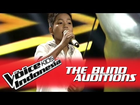 "Yadi ""Dia"" I The Blind Auditions I The Voice Kids Indonesia 2016 Mp3"