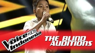 """Yadi """"Dia"""" I The Blind Auditions I The Voice Kids Indonesia 2016"""