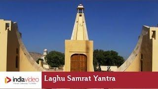 Laghu Samrat Yantra in Jantar Mantar, Jaipur