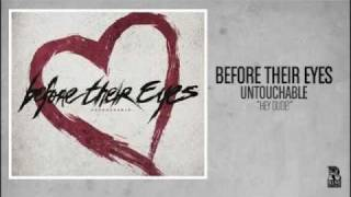 Before Their Eyes - Hey Dude! - YouTube