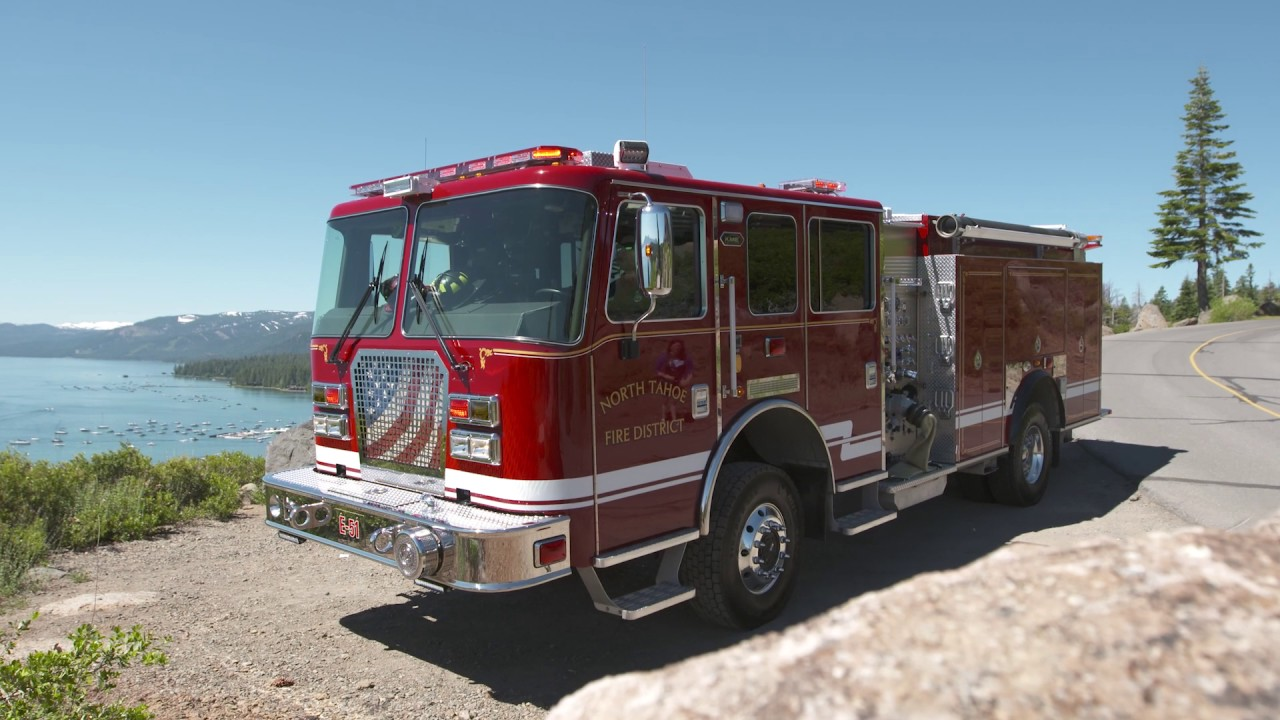 CONQUER FAMILIAR TERRAIN WITH NORTH TAHOE FIRE PROTECTION DISTRICT