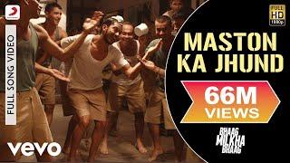 Maston Ka Jhund Full Video - Bhaag Milkha Bhaag|Farhan Akhtar|Divya Kumar|Prasoon Joshi