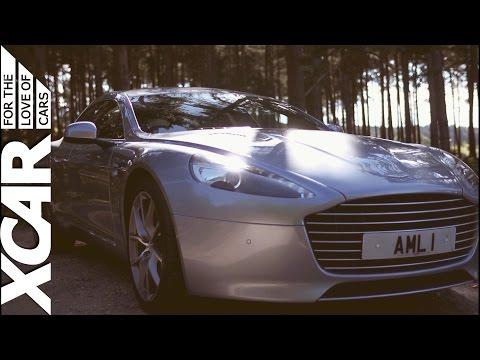 2014 Aston Martin Rapide S: More Doors = More Fun? - XCAR