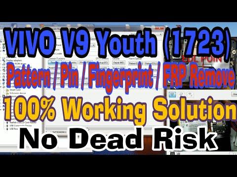 VIVO V9 (1723) EDL POINT | PATTERN | PASSWORD | HARD RESET | SCREEN