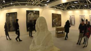 preview picture of video 'Arte Fiera 2015 Bologna'