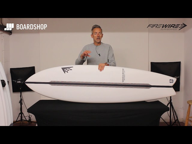 Firewire LFT Seaside And Beyond Surfboard Review