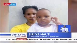 Siri ya Mauti: Watu watatu waaga dunia katika hali ya kutatanisha, polisi wanafanya uchunguzi