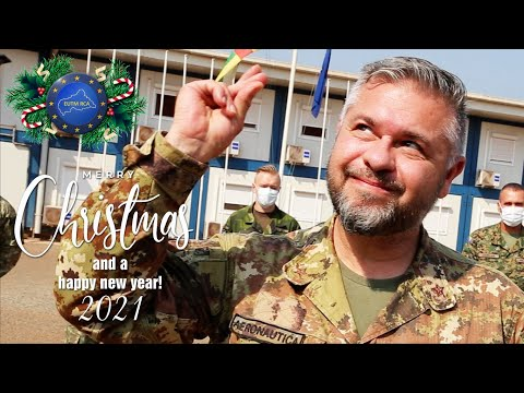 EUTM RCA Holiday greetings