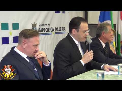 Diplomação dos Prefeitos eleitos e Vereadores da Região