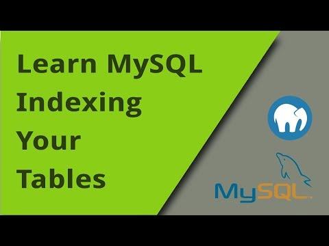 Learning MySQL - Using Indexes