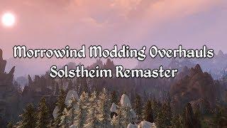 Morrowind Modding Overhauls - Solstheim Remaster