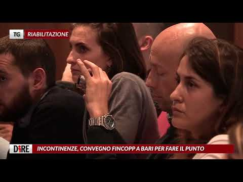TG RIABILITAZIONE AGENZIA DIRE CONVEGNO SULL' INCONTINENZA