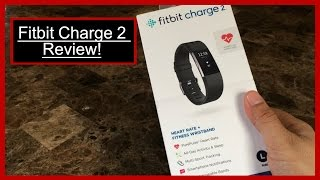 Fitbit Charge 2 Review This Might Be The Best Fitness Tracker Of 2016!