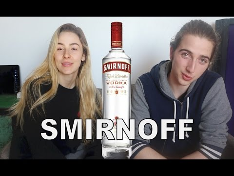 SMIRNOFF VODKA Review – WIT26′?