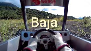 FPV RC car 【 Baja 】ラジコンバギー TAMIYA