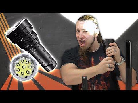 IMALENT DX80 🔦☀️ Hellste Taschenlampe der Welt? [Review, Technik, German, Deutsch]