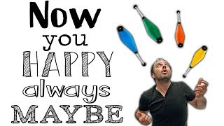 exurb1a - Now You Happy Always Maybe