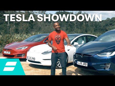 External Review Video yWlfC2hXMLs for Tesla Model 3 Electric Sedan