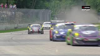CarreraCup - RoadAmerica2018 IMSA USA Round10 Race Full Race
