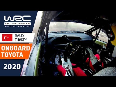 WRC ラリー・ターキー 各チームのオンボード映像の中からベストアクションだけを集めたダイジェスト映像