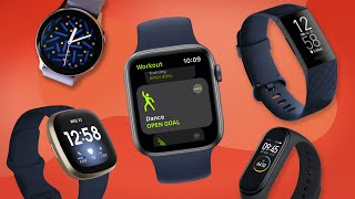 The BEST smartwatches and fitness trackers of 2020