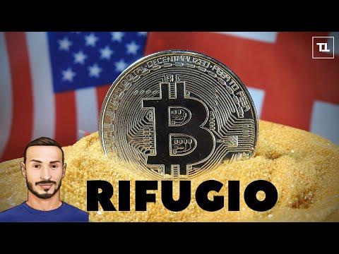 Convertire bitcoin in denaro reale