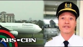 Bandila: PH netizens praise 'hero' pilot of PAL flight to HK