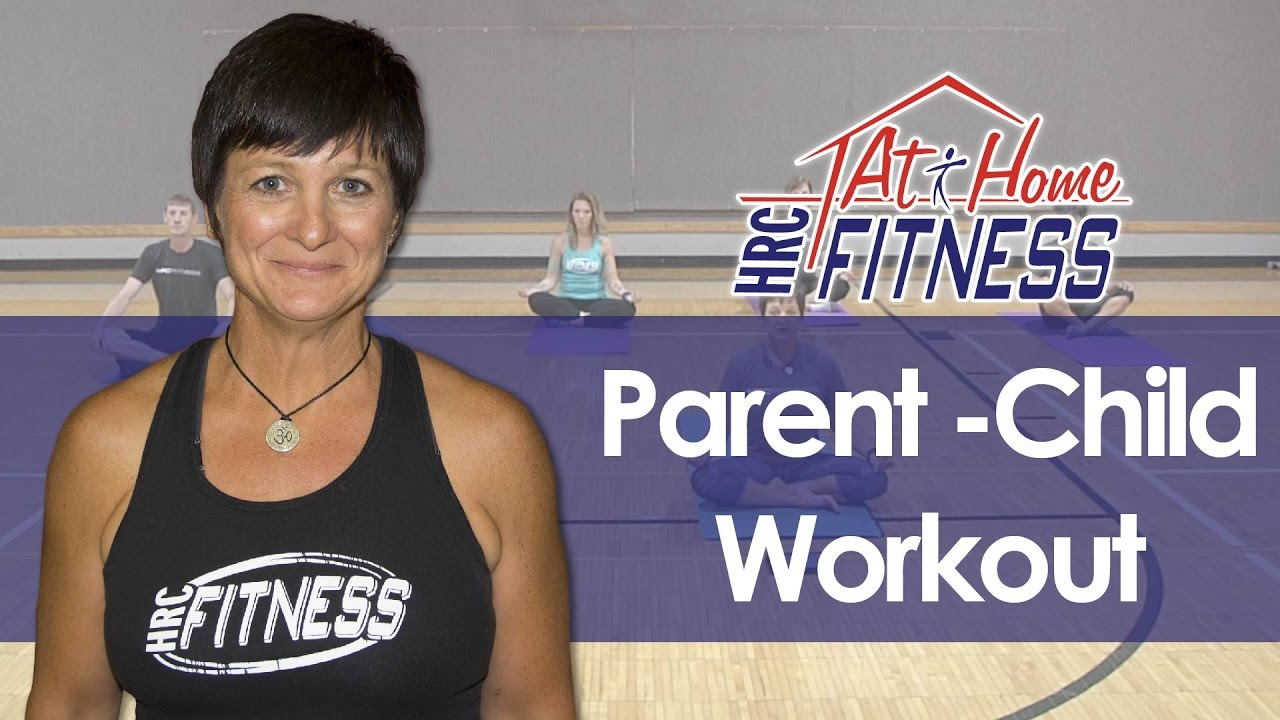 Parent-Child Workout