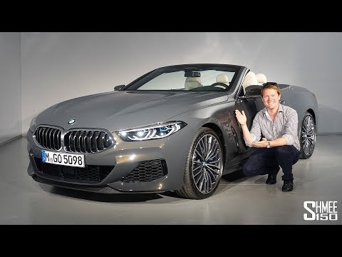 New BMW 8 Series Convertible! Is it Better Without a Roof?