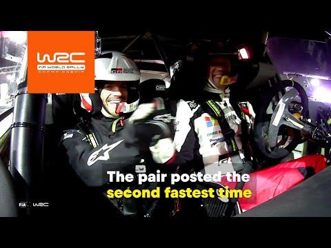 2020年WRC第2戦ラリー・スウェーデン 気になるハイライト動画