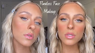 HOW TO GET FLAWLESS FACE MAKEUP (tips + Tricks)