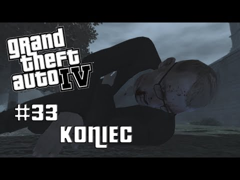 MOHLO TO BYŤ INAK | Grand Theft Auto 4 | Part 33 KONIEC | SK Let's Play | George