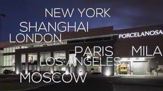 PORCELANOSA Grupo 23 выставка International Exhibition 2016