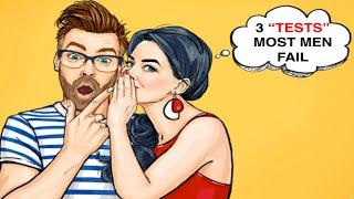 "3 Ways Women ""Test"" Men (How to Eliminate ""Nice Guy"" Mistakes)"